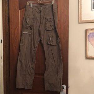 Johnny Was Pete & Greta Cargo Pants